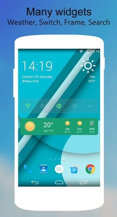 5 of the Best Lollipop Launchers for Your #Android Device