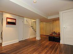 under stair storage--Windermere 1 - Basement - contemporary - Basement - Toronto - Pure Bliss Creative Design