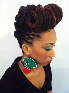 Beautiful Locs and Natural sisters - Make it Simple!