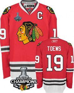 5bdca0432 Chicago Blackhawks Jonathan Toews Womens Red Premier Home Jersey