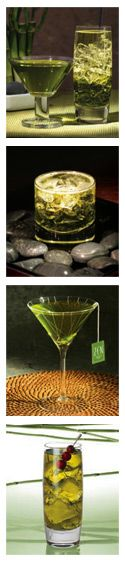 Zen Green Tea Liquor recipes