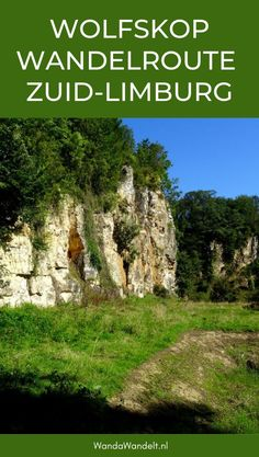 Wolfskop Walking Route South Limburg - Walking along special flora and fauna in South Limburg - # Hiking Europe, Hiking Tours, Hiking Trails, Places To Travel, Places To See, Weekender, Walking Routes, Vacation Trips, Adventure Travel