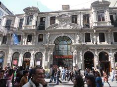 Cicek Pasaji, Taksim