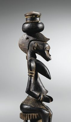 Senufo Tefalipitya Staff, Ivory Coast