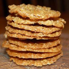 Fannie Farmer Lace cookie recipe