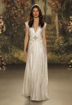 Jenny Packham Bridal 2016  Dresses with a Grecian feel...