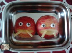 Healthy Fun Ideas for kids Lunch Boxes Healthy Meals For Kids, Healthy Treats, Kids Meals, Healthy Recipes, Halloween Treats, Halloween Fun, School Lunch Box, Lunch Boxes, Bento