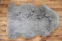 Sheepskin Sheep Skin Colored (Grey) Washable from the Tannery Birch Tree for sale Birch Trees For Sale, Shag Rug, Sheep, Fur, Ebay, Color, Home Decor, Fluffy Rug, Deco