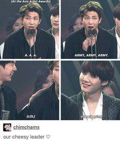 I'm falling in love with BTS more and more every time~❤ Bts Namjoon, Bts Bangtan Boy, Hoseok, Jimin, Im Falling In Love, My Love, Bts Memes, Cypher Pt 4, About Bts