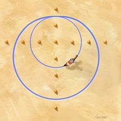 AQHA judge and Professional Horseman Doug Huls of Arizona gives advice and some great tips on how to use transitions, straight lines and circles in your plans for riding a great horsemanship pattern. http://americashorsedaily.com/ride-with-a-plan/