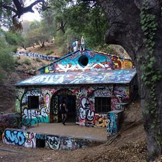 Cool little hike Abandoned Nazi camp