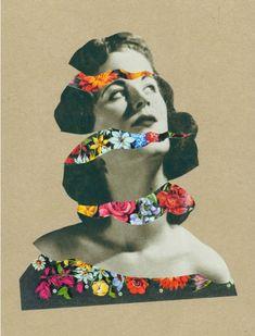 Inspired! The UK based artist & illustratorMartin O'Neill creates plenty of amazing editorial collage artworks.