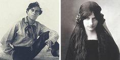 Modigliani e Jeanne, i colori della passione. L'intensa storia d'amore fra il pittore italiano e la sua fascinosa musa francese tra passione e dolore...