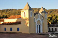 Igreja matriz em Natividade - TO