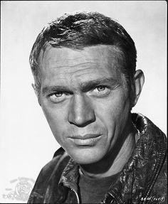 Steve McQueen as The Cooler King in The Great Escape, 1963