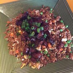 Reathrey Sekong - Phoenix, AZ, United States. Bai Cha with Beef