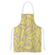 East Urban Home Feather by Skye Zambrana Artistic Apron
