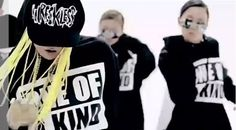 G-Dragon Big Bang Style Team Life Wreckless One of a Kind Hip Hop Cap