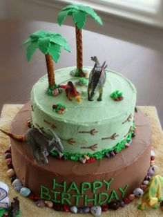 22 awesome dinosaur birthday cakes for kids - slide 10 - iVillage AU