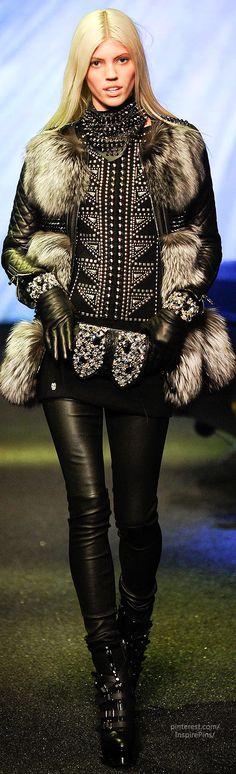 Fall 2014 Ready-to-Wear Philipp Plein