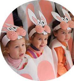 cómo hacer un disfraz de conejo Más