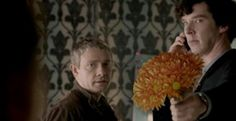BBC Sherlock Season 3 Has Been Delayed Until 2014 Because Benedict Cumberbatch & Martin Freeman Are Too Awesome
