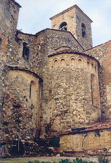 Pieve of San Pancrazio in San Casciano Val di Pesa