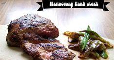 Foodblog nebo-li blog o vaření a receptech s nápadem a lehkostí. Flank Steak, Meat, Blog, Skirt Steak, Blogging