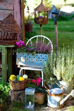 1000 images about country garden ideas on pinterest for Country garden ideas for small gardens
