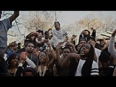 This has to be on the Entourage movie soundtrack - Wiz Khalifa - We Dem Boyz [Official Video]