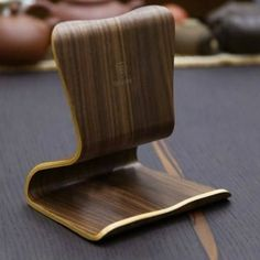 Elegant Universal Cooling Dock for Laptops & Tablets Room Setup, Walnut Wood, Computer Accessories, Pure Products, Elegant, Classy, Chic