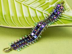 Damselfly Bracelet