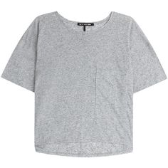 Rag & Bone Hollins Jersey T-Shirt found on Polyvore