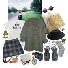 """""""flightless bird, American mouth - iron and wine"""" by hippierose on Polyvore"""