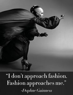 We rounded up the 50 Best Fashion quotes of all time. Click through to see them all here.