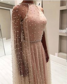 Elegant Pink Sheer- Backless Beading A-Line Prom Dress - - Source by Elegant Dresses For Women, Pretty Dresses, Casual Dresses, Fashion Dresses, Formal Dresses, Sexy Dresses, Simple Dresses, Casual Wear, Casual Outfits