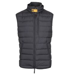 Parajumpers Super-Lightweight Asphalt Grey Down Filled Gilet
