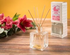 SNUGGLY BABY Signature Greenleaf Reed Diffuser