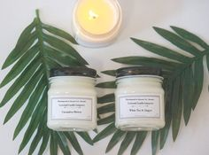 Cucumber Melon Soy Candle // Mason Jar Candle  // Natural Candle // Candle Gift // Scented Candle //Country Decor Candle // Farmhouse Candle by LynwoodCandleCompany on Etsy https://www.etsy.com/listing/463937745/cucumber-melon-soy-candle-mason-jar