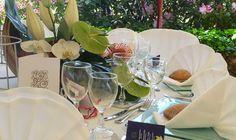 Belle table pour moment magique.