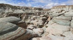 Wahweap Hoodoo's. This hike is a definite must this summer! Lake Powell here we come!