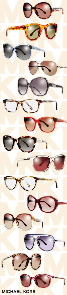~Eye Up Michael Kors' Fall Eyewear Collection | The House of Beccaria