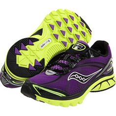 These are the shoes I bought a few weeks ago. They are amazing. The most comfy and secure shoes I've ever had! I bought a 2nd pair already! LOL! Saucony - ProGrid™ Kinvara 2