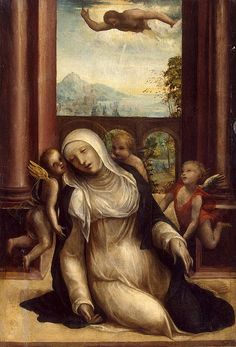 st catherine of siena - Google Search