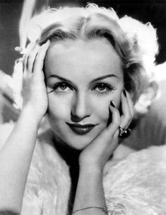 "Carole Lombard (1908–1942, plane crash) was an American film actress, particularly noted for her energetic, often off-beat roles in the screwball comedies of the 1930s. She was the highest-paid star in Hollywood in the late 1930s. Lombard was particularly noted for the zaniness of her performances, described as a ""natural prankster, a salty tongued straight-shooter, a feminist precursor & one of the few stars who was beloved by the technicians & studio functionaries who worked with her""."