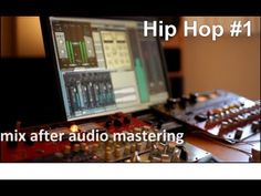 Audio Mastering Sample, Hip Hop #1. Online Mastering Studio, London