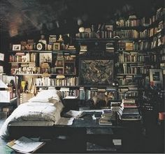 Library/ bedroom