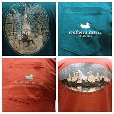 Southern Marsh t-shirts $24. Call 337-984-7749 or email sales@brothersontheblvd.com