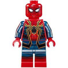 Avengers: Infinity War Spiderman Lego Custom Minifigures, Lego Minifigs, Lego Technic, Spiderman Home, Lego Spiderman, Arte Bar, Univers Marvel, Lego Machines, Lego Marvel Super Heroes