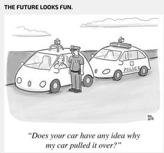 Photos Of Jokes About Electric Cars